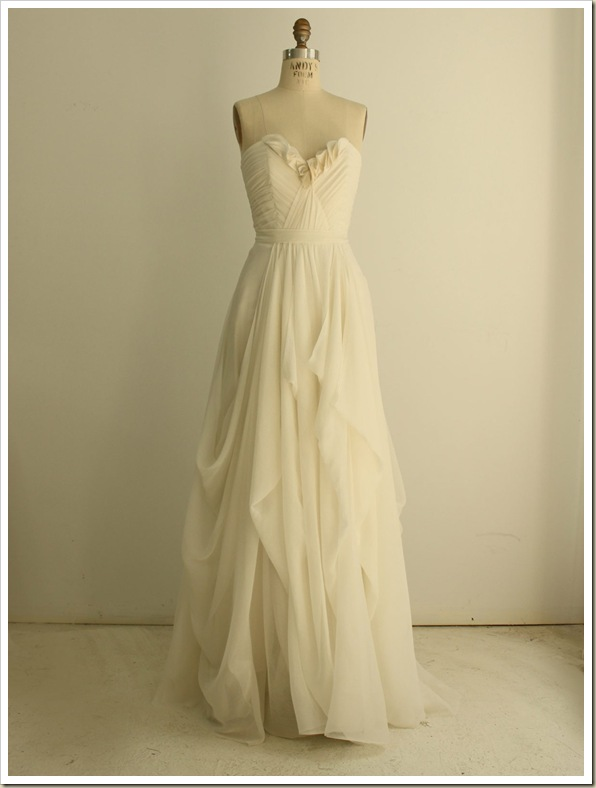 Julietta Wedding Gown by Leanne Marshall