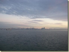 Panama City sunrise 1 (Small)