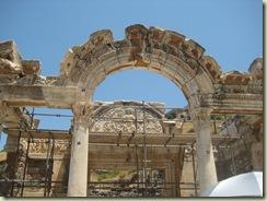 Hadrian's Arch w Medusa
