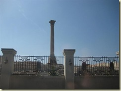 Alexandria - Pillar of Pompey (Small)