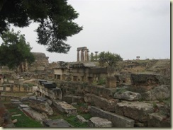 Temple of Apollo from Agora 2 (Small)