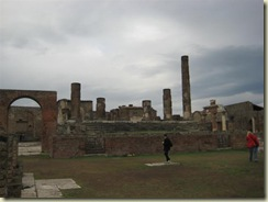 Temple of Jupiter Pompeii (Small)