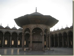 Mosque of M A Courtyard (Small)