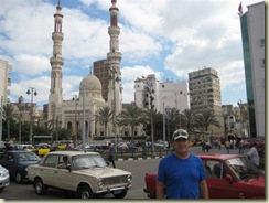 Alexandria H and Port Mosque (Small)