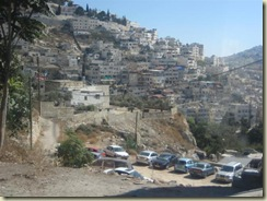 Orignal City of David - foreground (Small)
