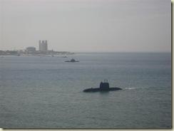 Haifa Israeli Sub (Small)