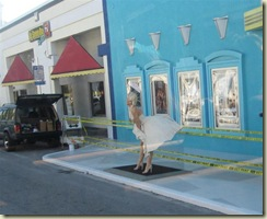 Marilyn at the Crime Scene (Small)