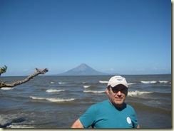 Me and Volcano Concepcion (Small)