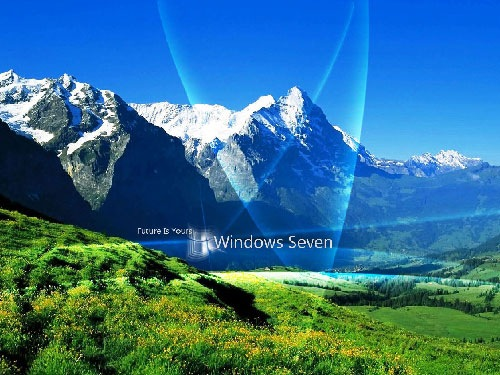 wallpaper windows 7. Windows 7#39;s Groovy Desktop