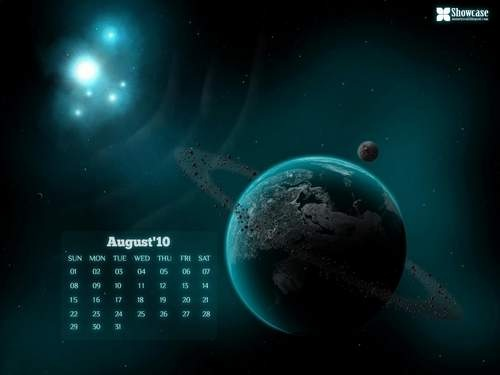 Best-space-desktop-wallpaper-calendar-background-August-2010