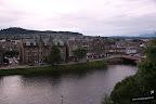 Vistas desde Inverness Castle