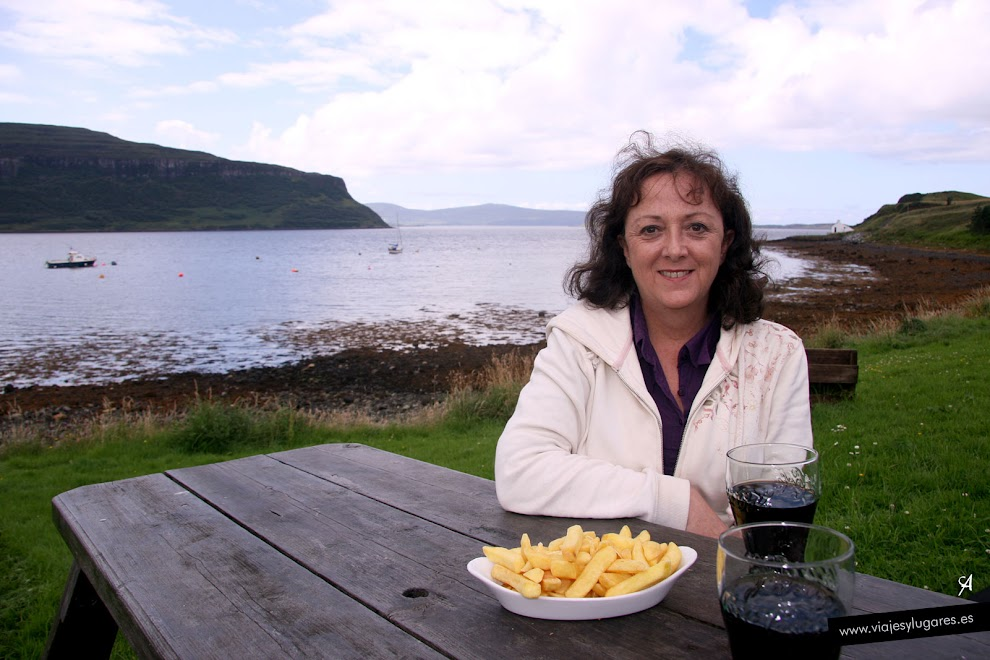 Stein, Isla de Skye