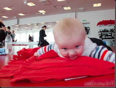 Friskis och svettis mamma baby gympa