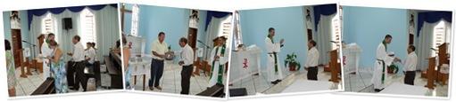 Exibir profissão de fé
