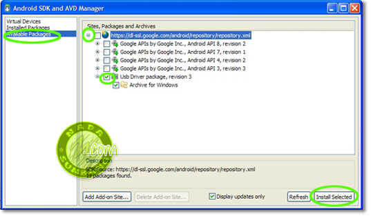 Intel Android device USB driver - Download