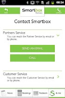 Screenshot of Smartbox Partners