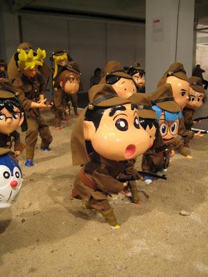 八路军和鬼子兵的正面交锋