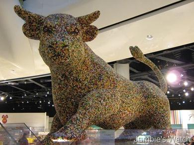 Jellybean bull
