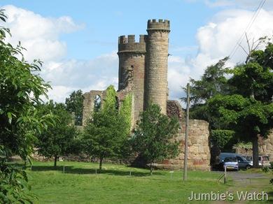 Clent castle