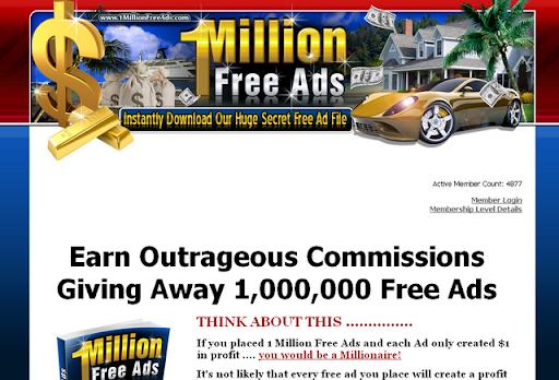 1MillionFreeAds money