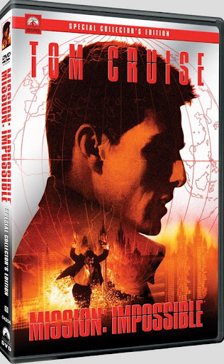 mission impossible graphics. Mission: Impossible (1996)