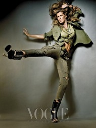 Gisele Bündchen Vogue Korea May 2010 3