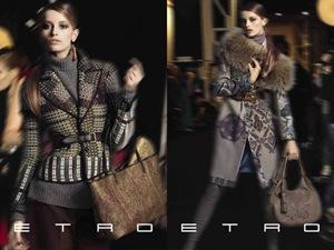 ETRO Fall Winter 2010.11 Campaign 03