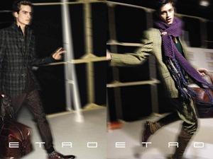 ETRO Fall Winter 2010.11 Campaign 06