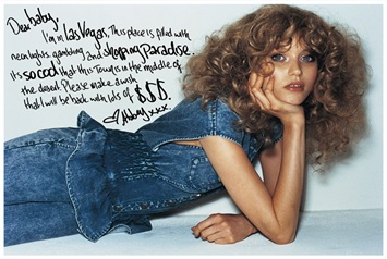 Abbey Lee Kershaw for Moussy Fall Winter 2010 06