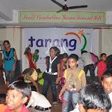 Tarang Christmas Event with Slum Kids