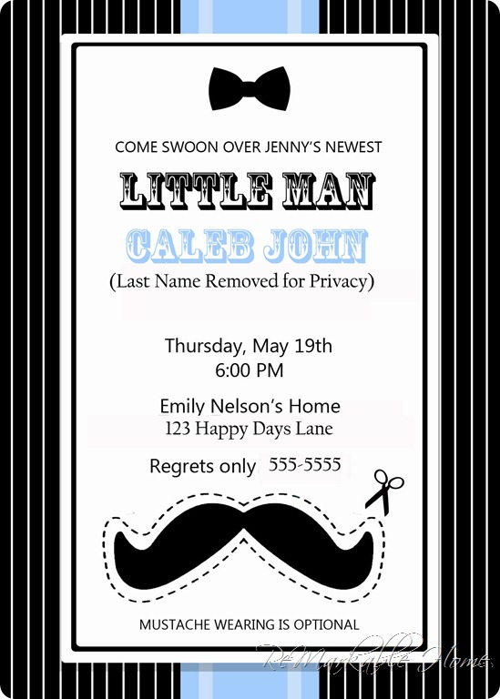invite edited copy