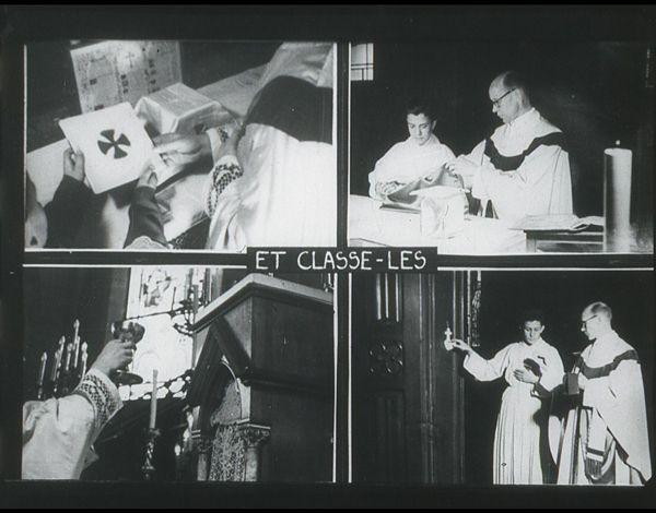 Films fixes et publicités de quartier sur www.filmfix.fr : Servir la messe - Film N°2 : Sais tu servir ?