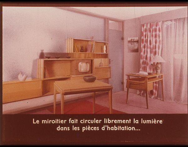 Films fixes et publicités de quartier (educational filmstrips) sur www.filmfix.fr : Bonjour lumière
