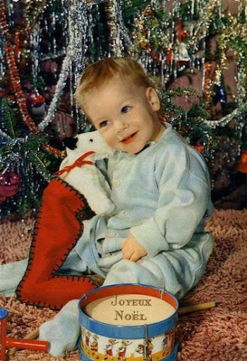 Cartes Postales Pop et  Kitsch des années 50, 70 et 70 Christmas / Noël
