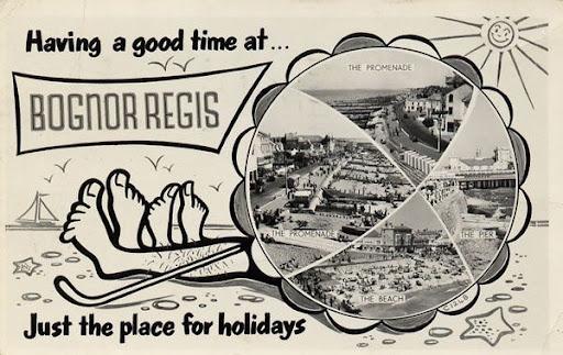Cartes Postales Pop et  Kitsch des années 50, 70 et 70 Graphisme / Graphic delights