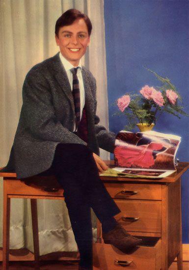 Cartes Postales Pop et  Kitsch des années 50, 70 et 70 jeunes gens à la page / Cool, Calm & Collected