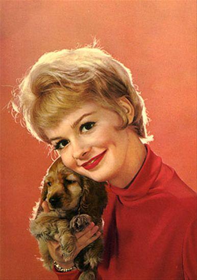 Cartes Postales Pop et  Kitsch des années 50, 70 et 70 I wanna be your dog / Les femmes et les chiens