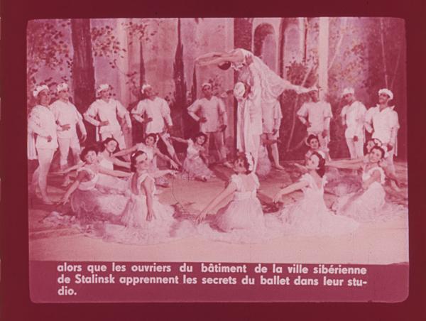 Films fixes et publicités de quartier sur www.filmfix.fr : La jeunesse au pays des soviets