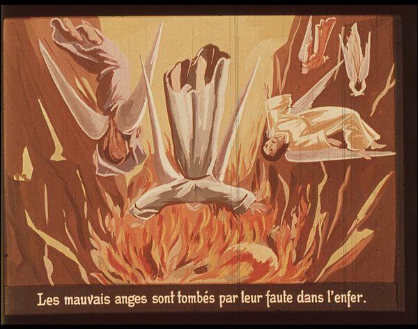 Films fixes et publicités de quartier sur www.filmfix.fr : La miche de pain - Les anges