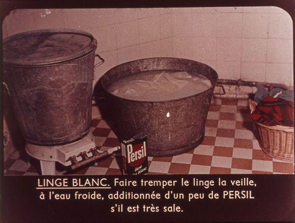 Films fixes et publicités de quartier sur www.filmfix.fr : Apprenez à faire la lessive à l'ancienne
