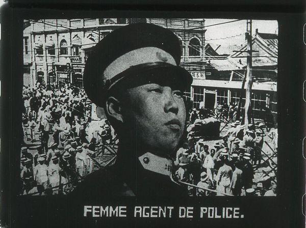 Films fixes et publicités de quartier (educational filmstrips) sur www.filmfix.fr : La population chinoise