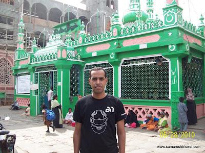 Samaresh @ Dargah Hazarath Tawakkal Mastan