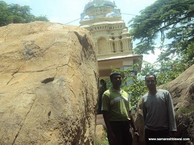 Samaresh & Udhaya @ Kempambudhi lake