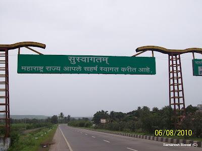 Samaresh @ maharashtra border