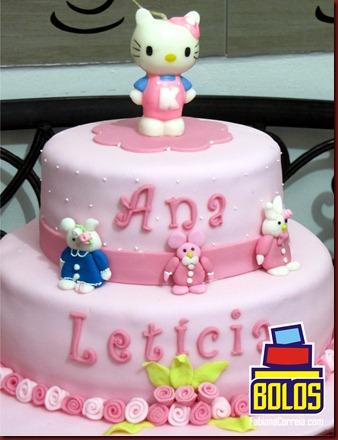 bolo hello kitty, cake hello kitty, bolo decorados, bolos maceió-al, bolos fabiana correia 2