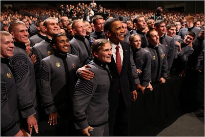 Obama and Star Command