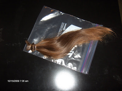 Donation, 11 inches