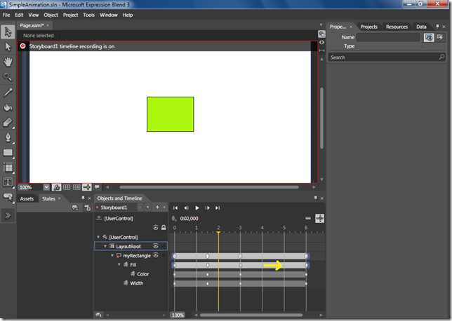 AnimationBarScale2