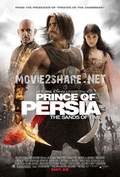 Hoàng Tử Ba Tư: Dòng Cát Thời GianPrince Of Persia: The Sands Of Time