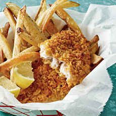 Crispy Fish-and-Chips